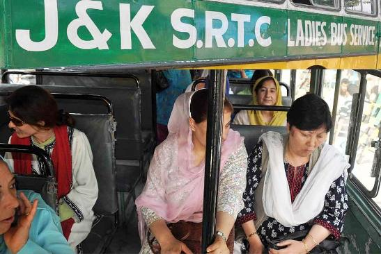 All along the years the fate of SRTC has mirrored the situation of Jammu and Kashmir.
