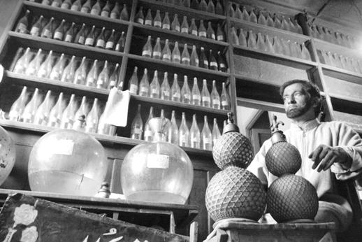 Abdul Aziz Kozgar inherited the craft of making rosewater.