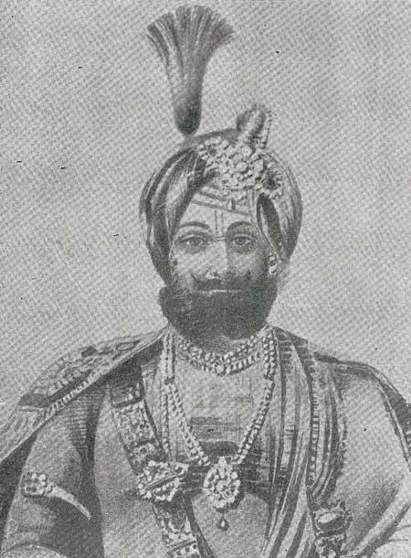 Dogra Ruler Gulab Singh