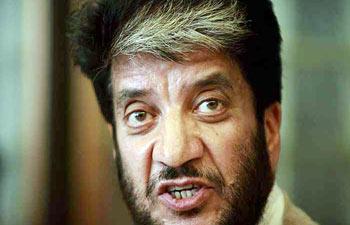 Shabir Ahmad Shah (KL Image- Bilal Bahadur)