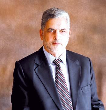 Chairman J&K Bank, Mushtaq Ahmad