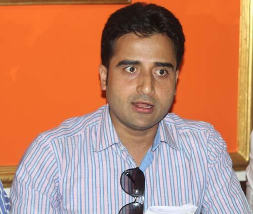 CEO JKCPL Farooq Amin