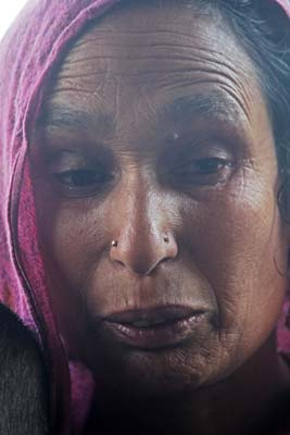 Gul Jan has many questions in her sullen eyes and a dominant question is why she and her family had to endure the mistakes of her husband. Since last 20 years, Gul Jan has lost her right to live a dignified life. Poverty and paucity has become her destiny.