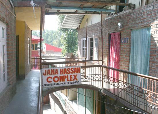 YES KASHMIR's office in Islamabad, Kashmir