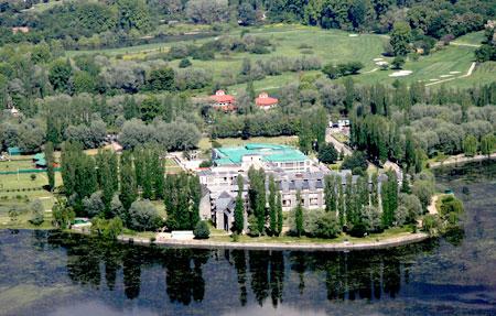 Centaur Lake View hotel.