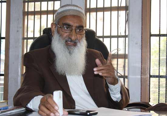Abdul Rashid Mir's Al Khuddam is the largest hajj and umrah services operator in Kashmir