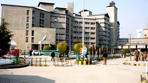 SKIMS Srinagar.