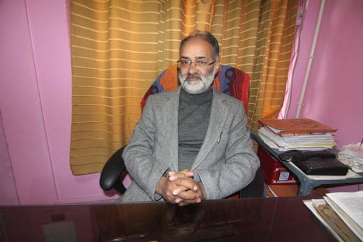 Dr Mushtaq Ahmad Rather