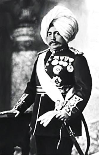 Maharaja Partap Singh