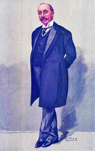 Sir Walter Lawrance