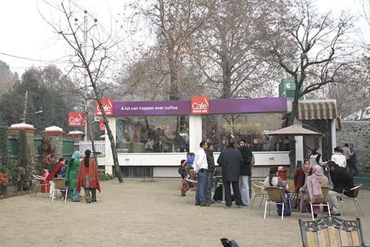 Article 370 is no hindrance for investments. Pic: Bilal Bahadur