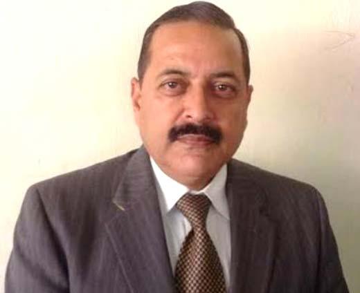 Dr Jitendra Singh Rana