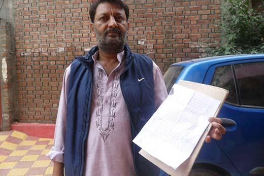 Farooq Ahmad Khan was arrested on May 23, 1996 in the Lajpat Nagar blast. After eighteen years, he was declared innocent.