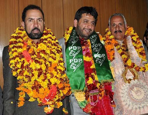 Rajya Sabha wining candidates.