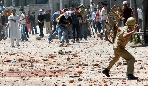 Protests-in-Srinagar