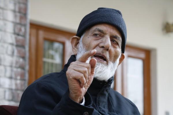 Syed Ali Geelani (JeI Ex-MLA Sopore)