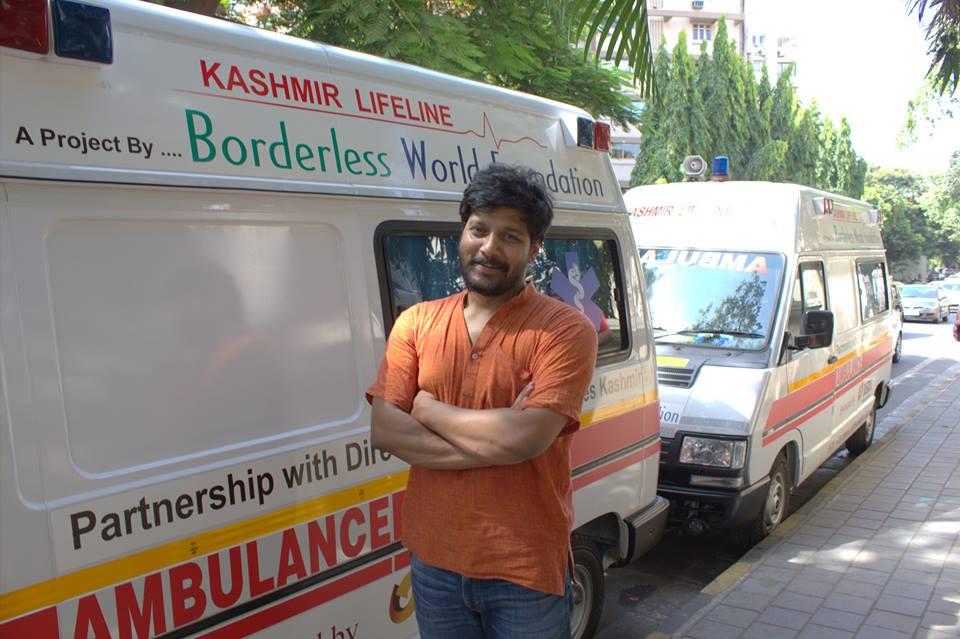 Chairperson BWF, Adeek Kadam.