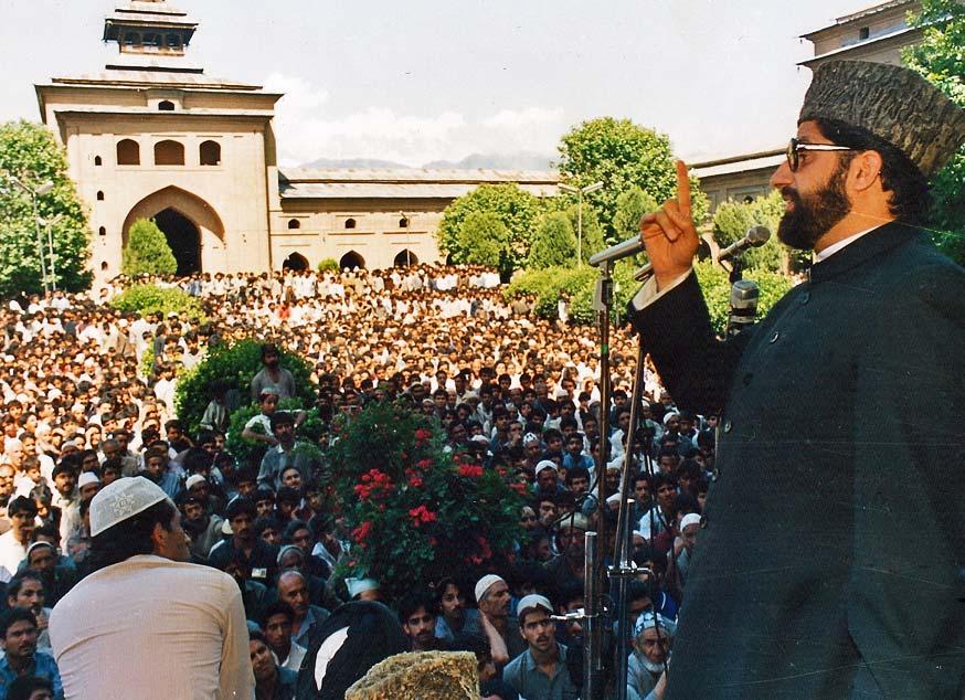 Mirwaiz Mohammad Farooq