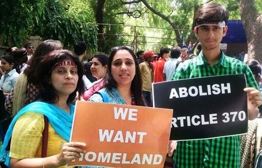 pandit-protest