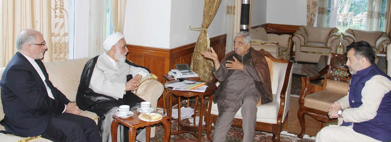 Mufti with Nouri