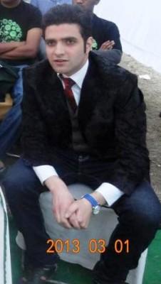 Athar Khan (23, Kashmir IAS Topper)