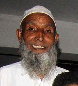 Bahadur Ahmad Najar