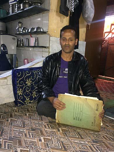 Farooq Ahmad Chaila