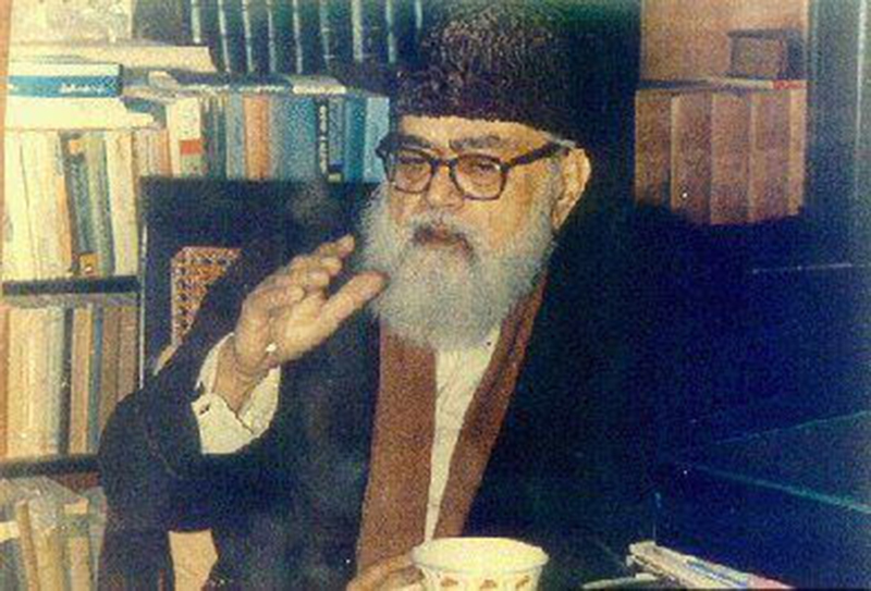 JeI founder: Abul Ala Maudufi