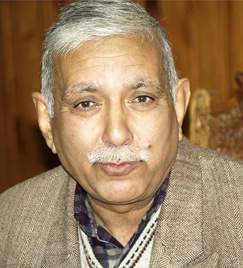 Prof Afzal Qadri