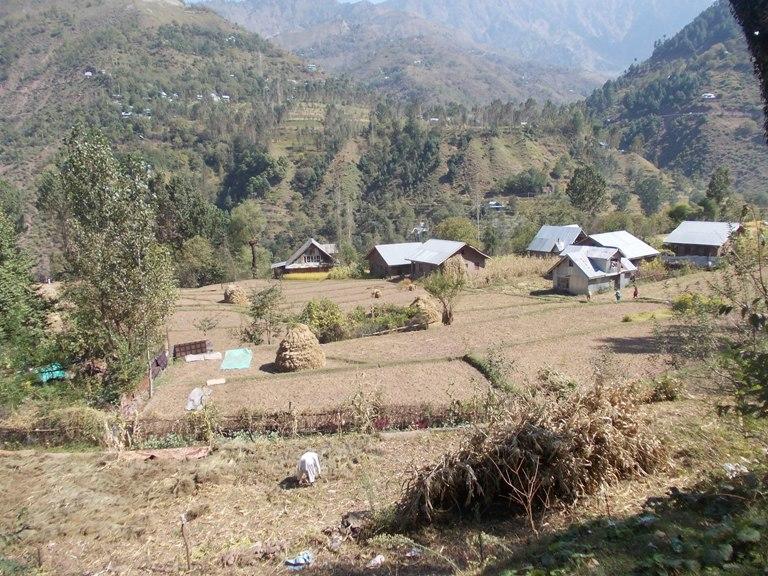 Landscape in Pandian. (Photo: Irshad A. Khawaja/KL)