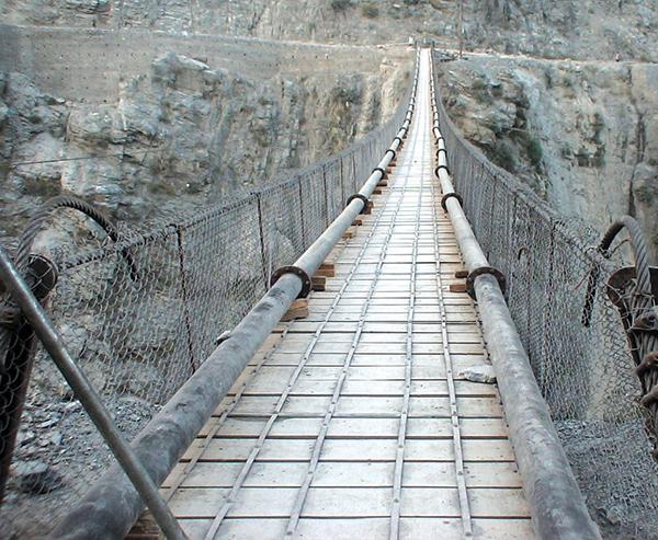 Baglihar-Bridge