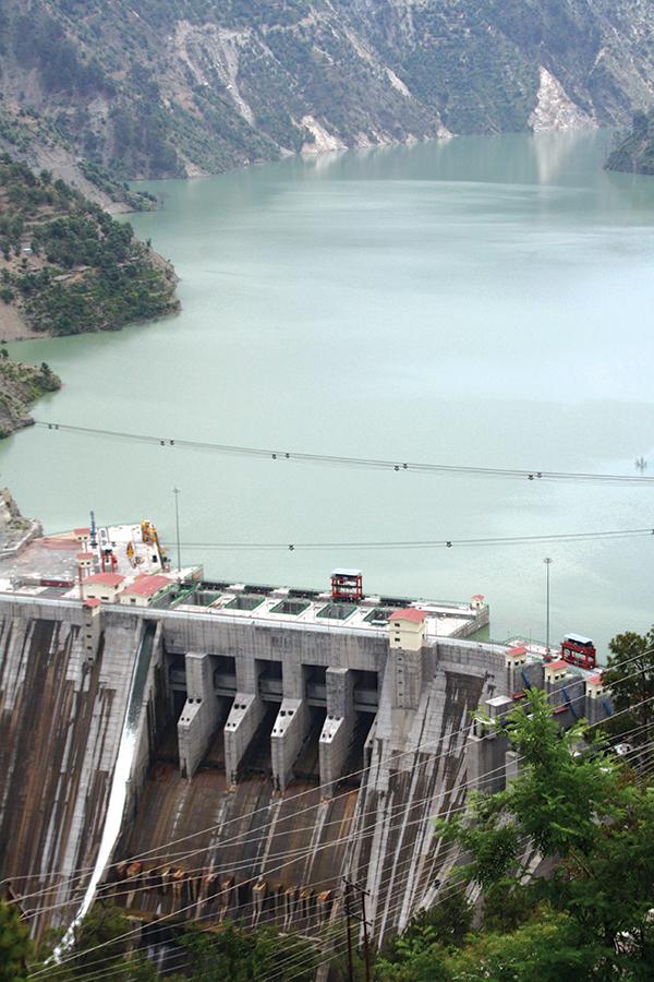 Baglihar-Dam