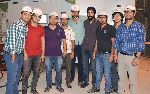 The Future: Baglihar is run by SPDC's own engineers and all of them are below 35 years of age.