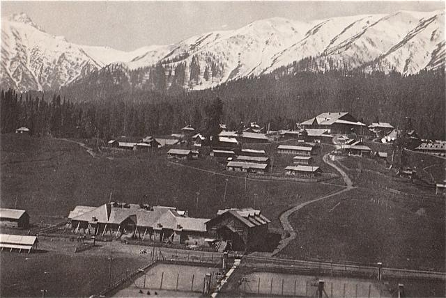 Gulmarg Kashmir 1944.