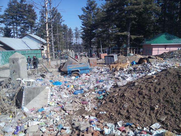 essays on garbage dumping The disposal of waste should be done in a scientific way there are different  methods of waste disposal the method to be used depends on.