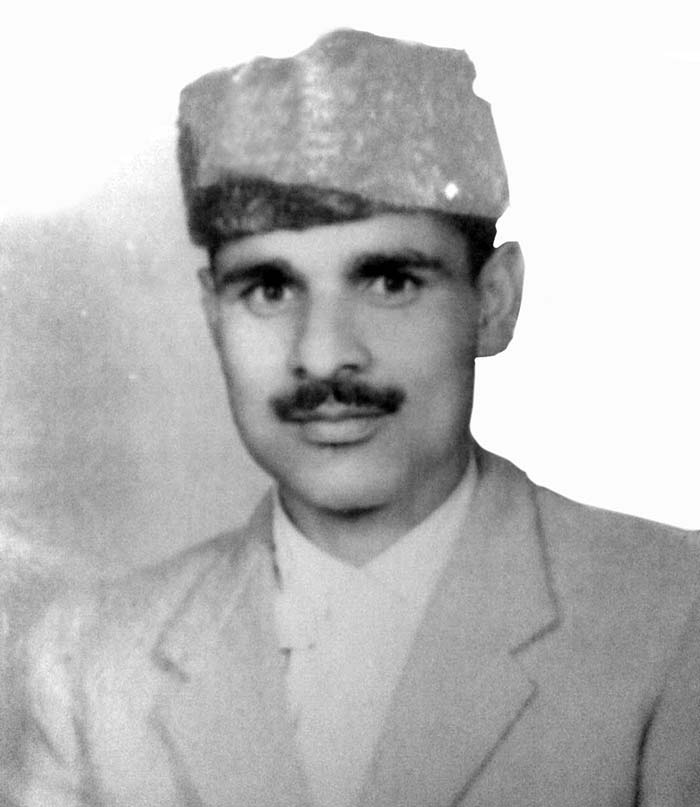 Abdul Razak Mir alias Bachru (Ex-MLA Kulgam)