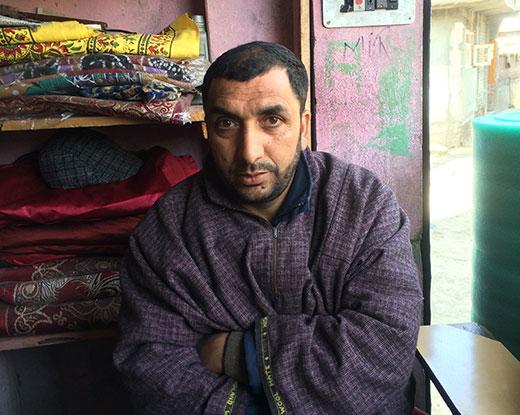 Rouf Ahmad Mir
