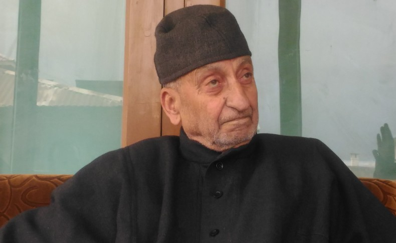 Prof Abdul Gani Bhat