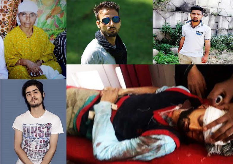 Handwara Killings on April 12, 2016 Collage