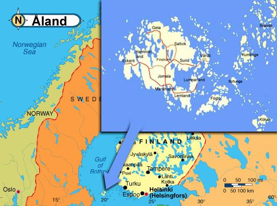 Auland Islands