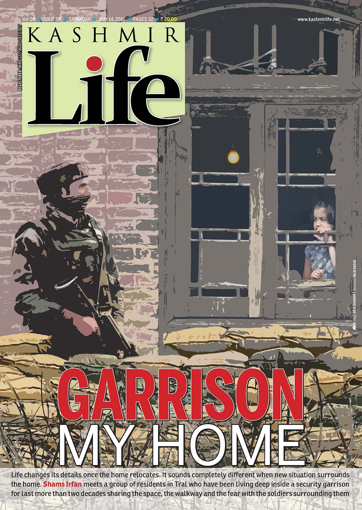 Front-Page-Garrison-My-Home-Cover-Illustration-by-Malik-Kaisar-@-Kashmir-Life