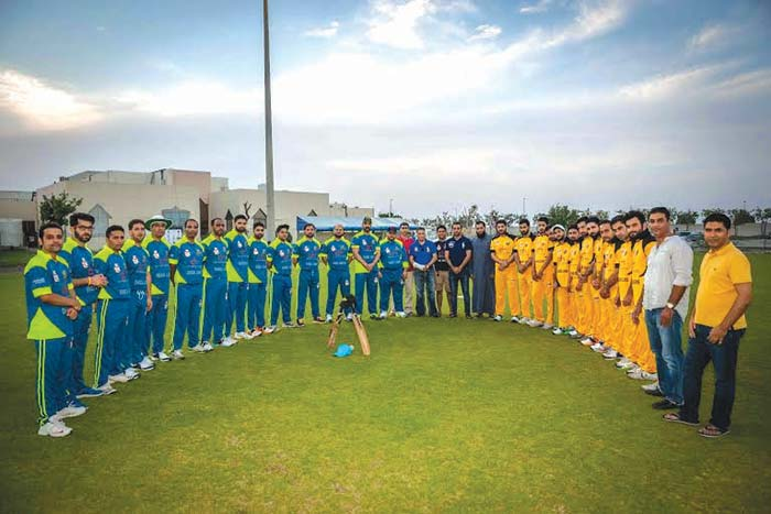 DUBAI---Kashmiris-Cricket-League