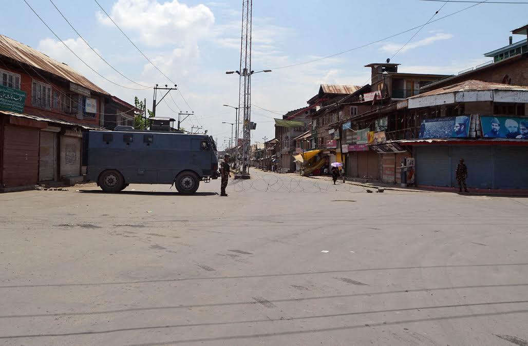 Modi accuses Pakistan over Kashmir violence