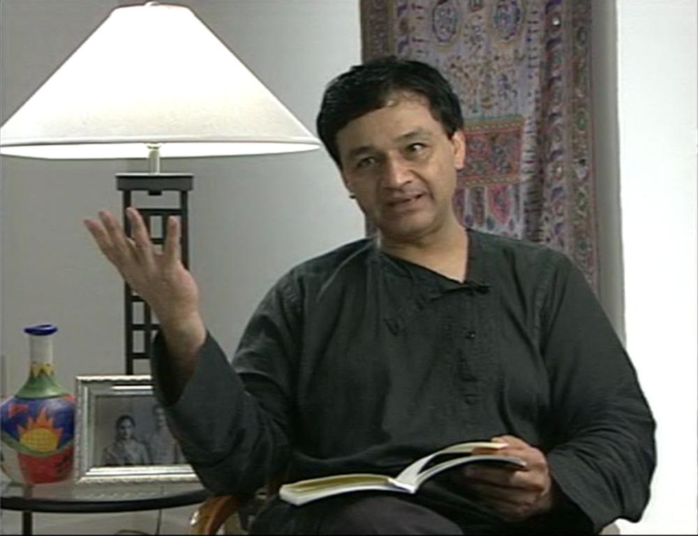 Agha Shahid Ali.