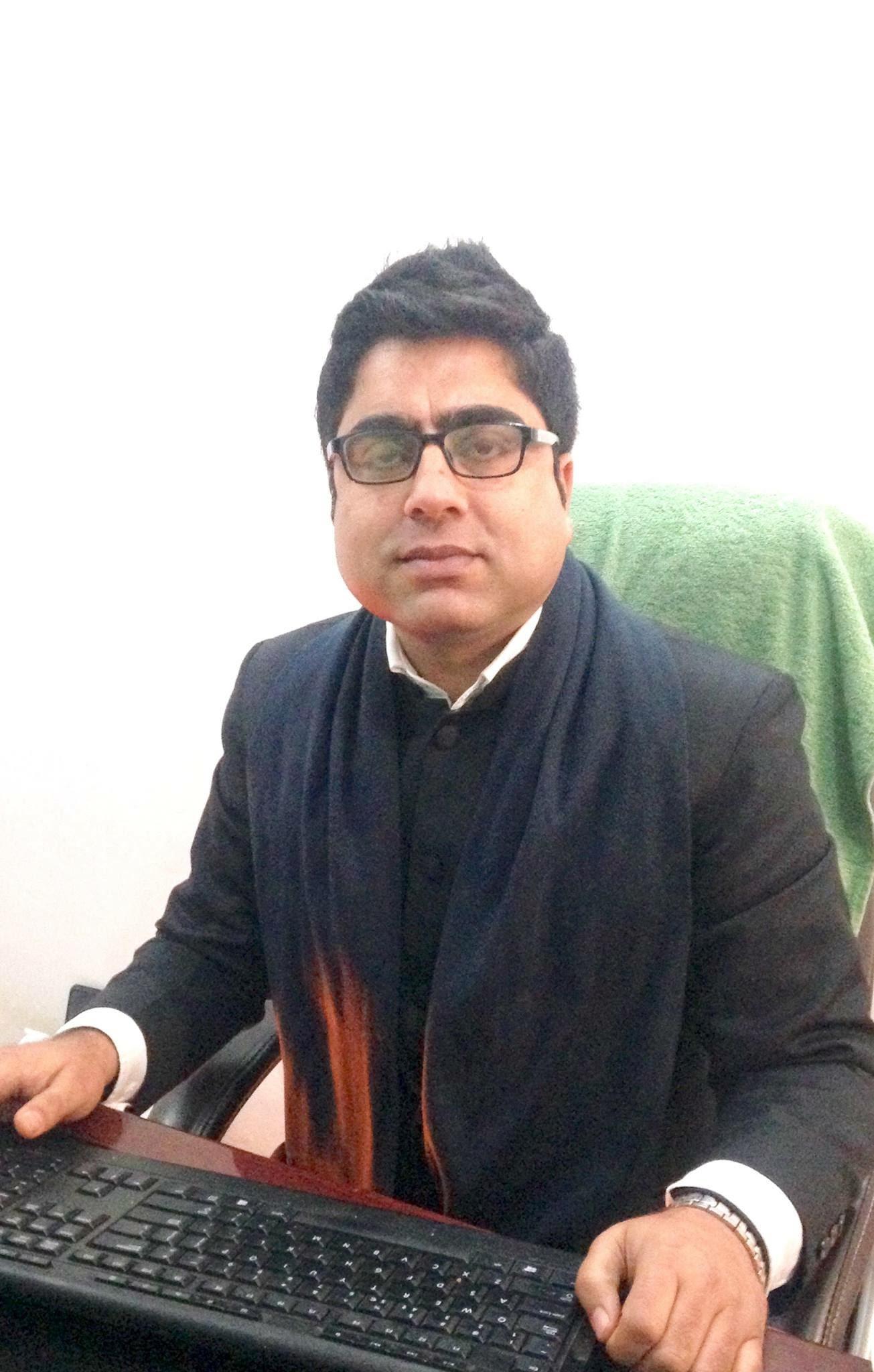 Dr fayaz Ganaie