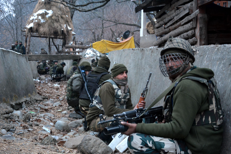 Three militants killed in encounter in J-K's Pahalgam