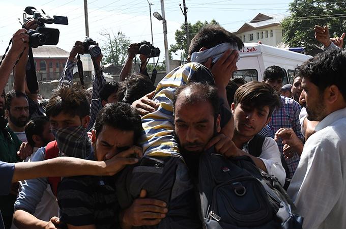 Burhan Wani's successor Sabzar Bhat killed in Tral encounter